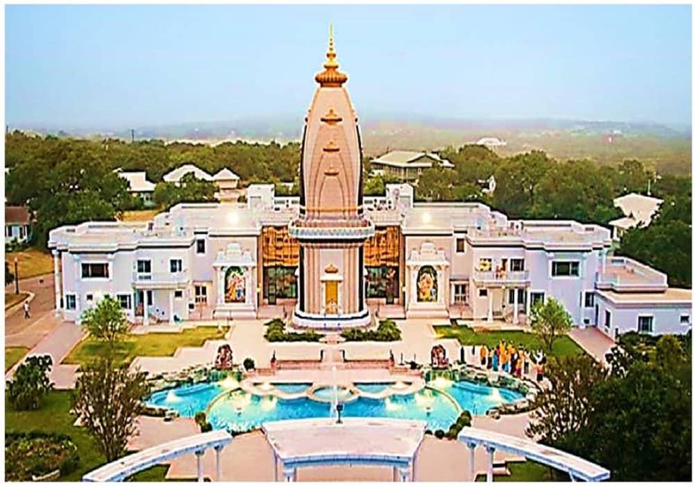 রাধা মাধব ধাম মার্কিন যুক্তরাষ্ট্রে অন্যতম বৃহত্তম হিন্দু মন্দির